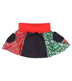 Breezy Sea Skirt, Oishi-m Clothing for Kids, Spring 2014, www.oishi-m.com
