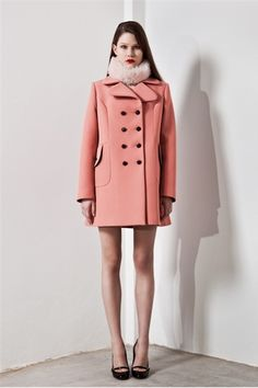 Au jour le jour - Pre-Fall 2012 2013 - Shows - Vogue.it