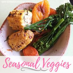 Oh hello my pretties! Seasonal veggies are the best! Have you tried rainbow carrots? I had already eaten most of them when I took this pic but boy they were so good!