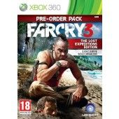 Far Cry 3 - The Lost Expeditions Edition (Xbox 360) For The Best Price On Games multicitygames Far Cry 3