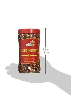 Elite Instant Coffee, 7 oz -- Check this useful article by going to the link at the image.
