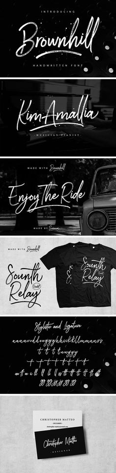 Brownhill Script - download freebie by PixelBuddha