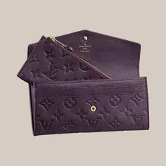 Louis Vuitton Empreinte Curieuse Wallet - Aube $795
