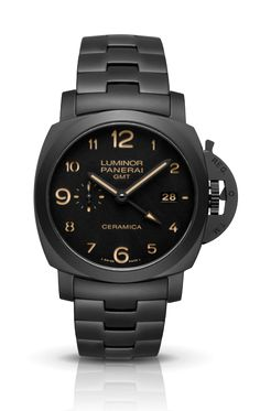 Panerai Tuttonero Luminor  All Black - ceramica   My new obsession.