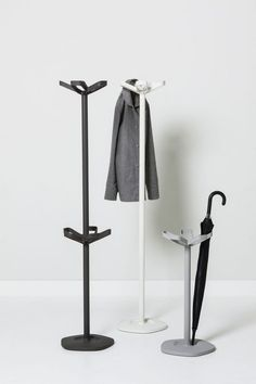 One Designer Object, Two Functions: The Wardrobe Flower Plus By Cascando  Offersspace For Ten Jackets Or Coats In The Upper Part And Has An  Integrated ...