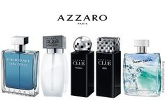 Azzaro Fragrance Collection 2013