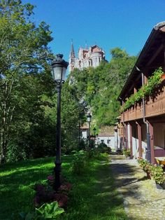 Covadonga- España