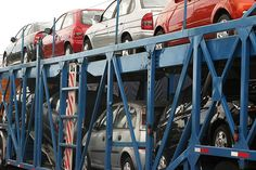 an automobile transport truck delivering cars Tucson Car, Car Experience, Transport Companies, Used Cars, Transportation, Automobile, Motorcycles, Trucks, Car