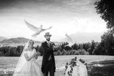 Hochzeit mit Wedding Planner Schloss Leopoldskron - Salzburg Stadt - Roland Sulzer Fotografie GmbH - Blog Bird, Animals, Night Photography, Party Sparklers, Registry Office Wedding, Photo Mural, Newlyweds, Wedding Cakes, Engagement