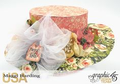 How to Make a Hat Gift Box