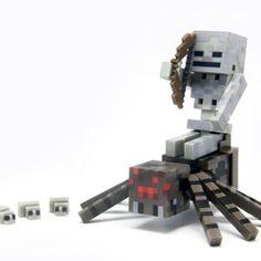 Minecraft Spider and Jockey,,, £10.99