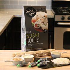 Global Grub Sushi Making Kit Homemade Sushi Rolls
