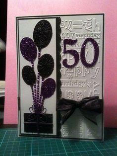 50th Birthday Card Ideas