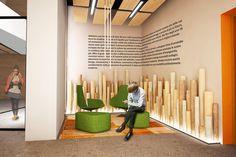 iarchitects   architecture and design studio   Woodco Sede