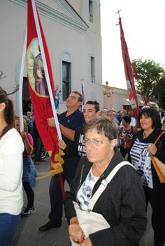 Chiusura della festa patronale. Bandiere di #Stintino