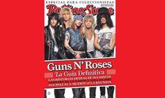 "Revista Rolling Stone presenta ""Bookazine Guns N' Roses"""