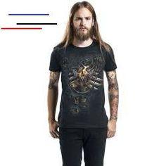 Spiral Steam Punk Herren-T-Shirt - schwarz Spiral Direct Shoulder Tattoos For Women, Sleeve Tattoos For Women, Tattoos For Guys, Leg Tattoo Men, Leg Tattoos, Cool Tattoos, Steam Punk, The Journey, Tattoo Model Mann