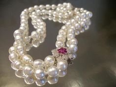 Fabulous pearls