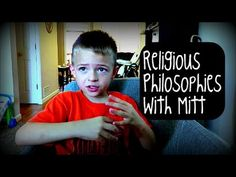 Religious Philosophies with Mitt