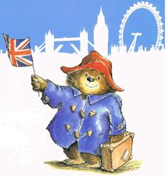 Union Jack paddington