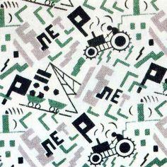 Soviet fabric (ii).