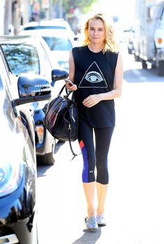 7 Celeb Workout Outfits