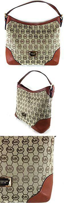 Michael Kors Bags Prices. Michael Kors Millbrook Large Canvas Shoulder Bag Handbag Purse Beige Luggage.  #michael #kors #bags #prices #michaelkors #korsbags #bagsprices