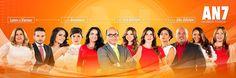 Arte para el sitio web oficial de Antena Latina canal 7, Especial del próximo Lunes del noticiero AN7 en su segunda emisión.