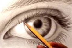 How to Draw Realistic Eyes Video
