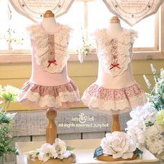 Adeleidei Designer Handmade lovely Dress for Pets / by JunyBell