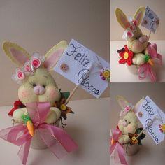 Vaso Feliz Pascoa