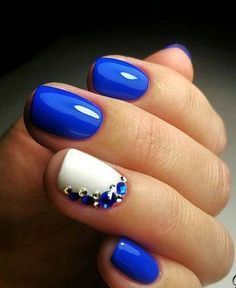 Simple but gorgeous Glossier, Hair Beauty, Nail Designs, Nail Desings, Nail Design, Nail Art Ideas