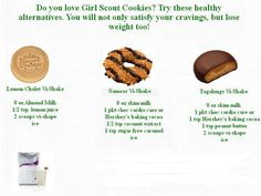 Do you love Girl Scout Cookies? Try these healthy alternative Vi-Shakes!!! Mmmm. Tastes just like the cookie but better for YOU! scotian.bodybyvi.com