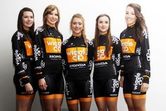 British women's UCI team Wiggle-Honda will continue following the loss of star riders Laura Trott, Joanna Rowsell and Linda Villumsen