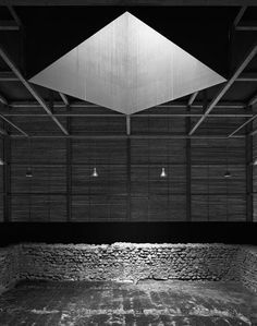 """""""Architecture is a sensitive container for the rhythm of footsteps on the floor, for the concentration of work, for the silence of sleep."""" (Peter Zumthor)"""