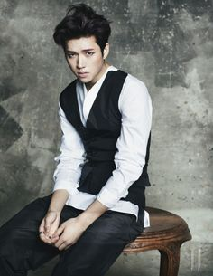 Toheart's Woohyun W Korea April 2014 Look 1 Btob, Cnblue, Korean People, Korean Men, 2ne1, Ulzzang, Infinite Members, Kim Myungsoo, W Korea