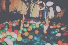 pool party night ideas - Google Search