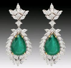 Boybeyi earrings