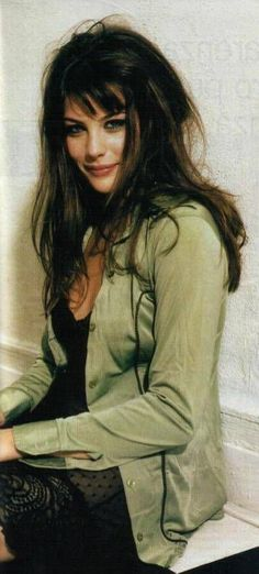 Liv Tyler #muse #icon #daughter #rockandroll #model