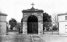 1860 – Original Entrance, Glasnevin Cemetery, Dublin – Archiseek – Irish Architecture