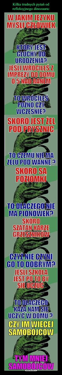 a Anglicy myślą a have a house ale normalnie to rozumią? Wtf Funny, Funny Cute, Polish Memes, Weekend Humor, Funny Mems, Just Smile, Pokemon, Man Humor, Reaction Pictures
