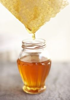 Challenge #3: I HEART Honey. Honey's natural benefits are incredible. Such a lovely thing!