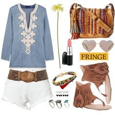 Boho Summer Outfit :)
