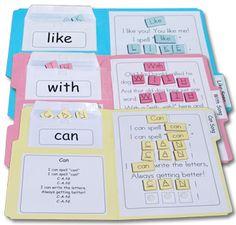 word wall word activities