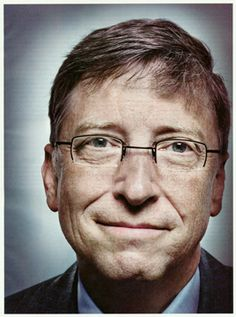 """William Henry """"Bill"""" Gates III is an American business magnate, investor, programmer, inventor and philanthropist from Seattle WA"""