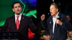 Primary preview: Kasich Rubio look to home states to shore up flailing campaigns http://ift.tt/21sqTcO   With five states and one US territory set to vote on Tuesday the stakes are high for the hometown candidates in winner-takes-all Ohio and Florida. It could also be the last chance for the GOP establishment to take down frontrunner Donald Trump.Read Full Article at RT.com Source : Primary preview: Kasich Rubio look to home states to shore up flailing campaigns  The post Primary preview…
