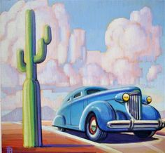 """Cactus"" by Robert LaDuke"