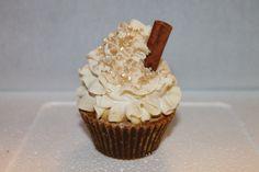 Sweet Cinderella vanilla cinnamon spice Cupcake Soap by RedPisces, $6.50
