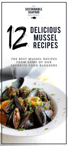 Nadire Atas on Shellfish Dishes From Around The World 15 Easy Mussel Recipes Shellfish Recipes, Seafood Recipes, Antipasto, Top Recipes, Cooking Recipes, French Recipes, Healthy Recipes, Recipies, Baked Mussels