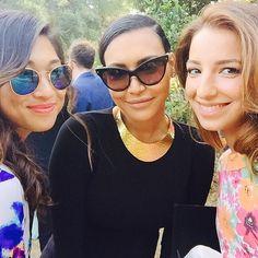 Heather Morris's Beautiful Wedding Was Practically a Glee Reunion